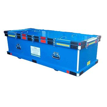 Контейнер для ртутных ламп ГСК-РЛ, D 1550x600x400