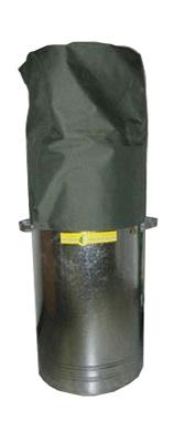 Контейнер для люминесцентных ртутьсодержащих, ртутных ламп