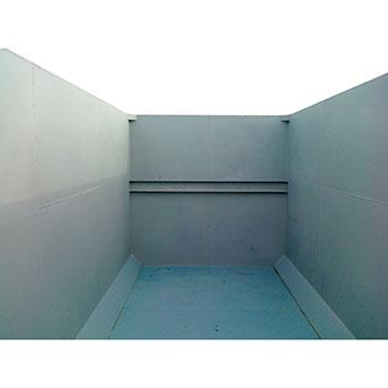 Контейнер для мультилифта 36 куб. м