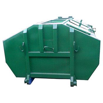 Закрытый контейнер 6 куб.м.