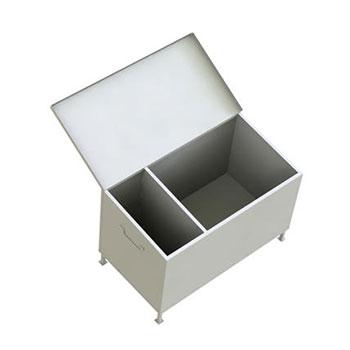 Ящик для ветоши 550x1000x550