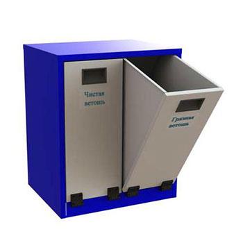 Ящик для ветоши 600x500x400
