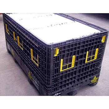 Контейнер для транспортировки, хранения и сбора ртутных ламп, 500 л. 1200x800x800