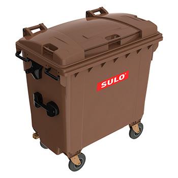 Мусорный контейнер MGBS-770