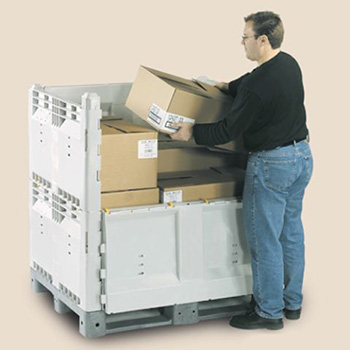 Разборный контейнер KitBin (сплошной)
