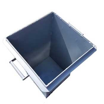 Контейнер металлический 120л