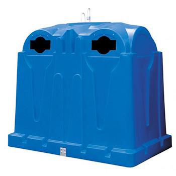 Контейнер для мусора УМК-2500 2500л