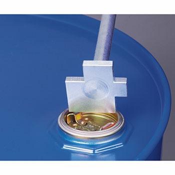 Устройство для открывания и закрывания заливных горловин 2