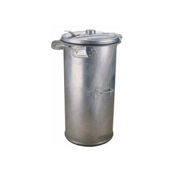 Оцинкованный бак для опасных отходов 110 литров