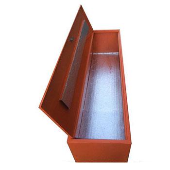 Контейнер для сбора и хранения люминесцентных ламп 1LLV 400x400x1550