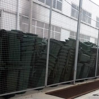 Б/У мусорные контейнеры 60, 80, 120 и 240 литров