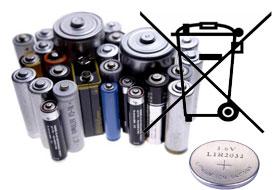 Контейнер для ламп, батареек и термометров ЛБТ К2 400x800x1150