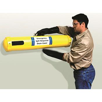 Предохраняющее покрытие канализационных люков многоразового использования