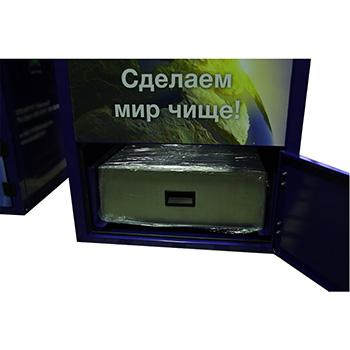 Контейнер для сбора батареек и опасных отходов