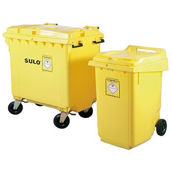 Контейнер для медицинских отходов 1100 литров