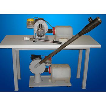 Установка для переработки люминесцентных ртутьсодержащих ламп Экотром-2У (Универсальная)