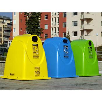 Стеклопластиковые контейнеры Elkoplast серии GFB