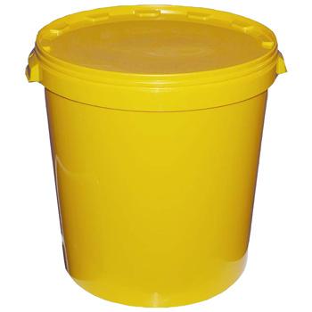 Емкость-контейнер для сбора органических и микробиологических отходов 1,0 л