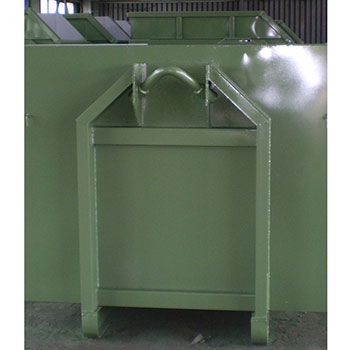Захват (крюк) для контейнера мультилифт