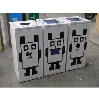 Контейнер для раздельного сбора мусора GMT-318