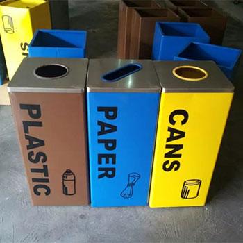 Контейнер для раздельного сбора мусора GMT-306