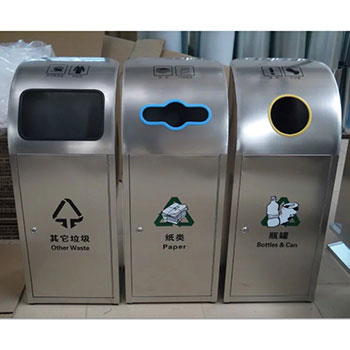 Контейнер для раздельного сбора мусора GMT-304