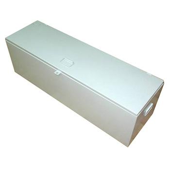 Контейнер для ламп из солярия КРЛ-3-120 2100x510x430