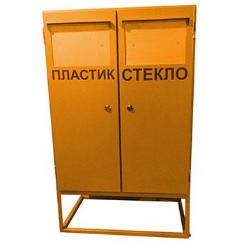 Контейнер для раздельного сбора отходов КРЛ СПАК2 (два вида)