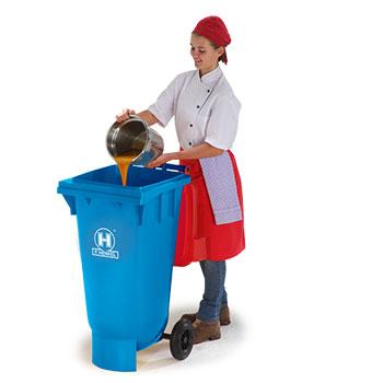 UN-BOXX aero - контейнер для твердых опасных отходов