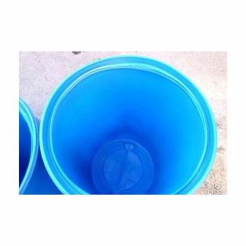 Пластиковая бочка полиэтиленовая емкостью 227л., БП227О-Т