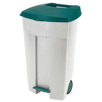 Контейнер для мусора С ПЕДАЛЬЮ, 110 литров