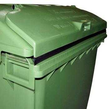 Мусорный контейнер MGBS-1100(2K)