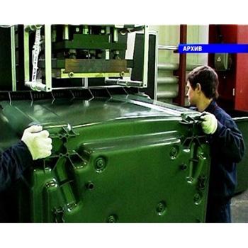 Мусорный контейнер МКИ-660