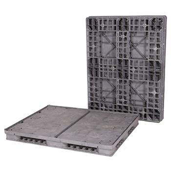 Разборный СДВОЕННЫЙ контейнер P-Box (PolyBox) 9000 1450х1125х900