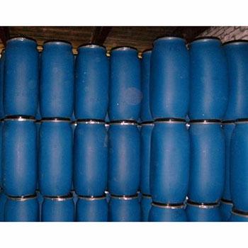 Пластиковая бочка пищевая полиэтиленовая емкостью 127л., БП127