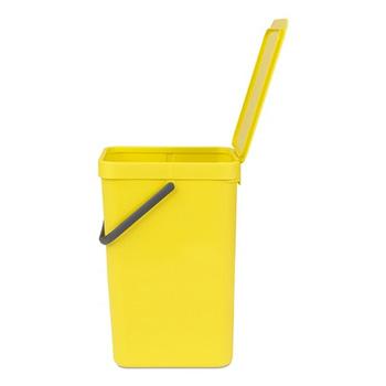 Ведро для мусора пластиковое 16л