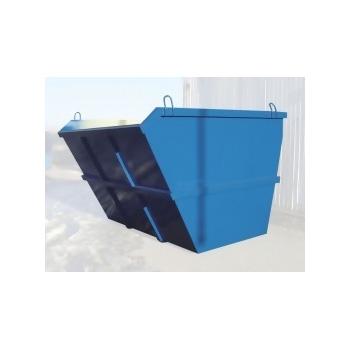Саморазгружающийся контейнер для сбора ТБО 1,5 куб.м.