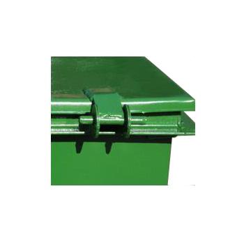 Металлический контейнер 0,75м3