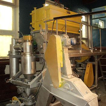 Установка для демеркуризации ртутьсодержащих ламп (модульная) типа УДМ-3000