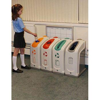Урна для раздельного сбора мусора внутри помещений NEXUS 50