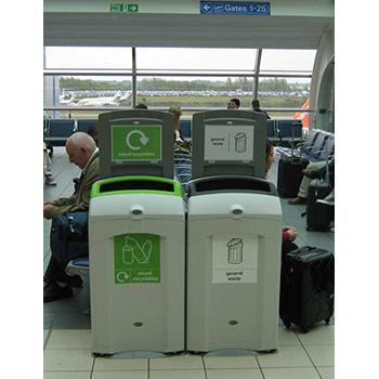 Урна для раздельного сбора мусора NEXUS 100