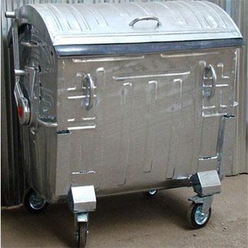 Оцинкованный контейнер MGB-1100, Модель SSI SCHAFER
