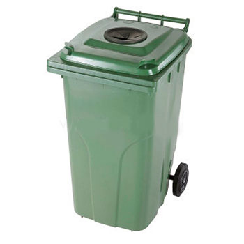Пластиковые контейнеры для раздельного сбора мусора, 240л.