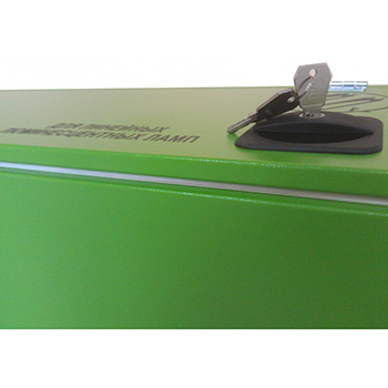 Контейнер герметичный ГКЛЛ-1300-35 1300x350x280