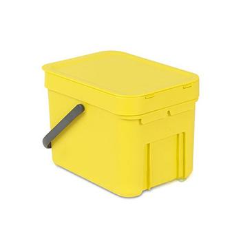 Ведро для мусора пластиковое 6л