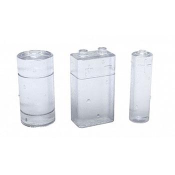 3D форма для льда Батарейки Подзарядись!