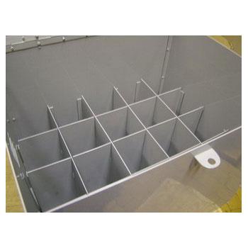 Ящик для проб топлива