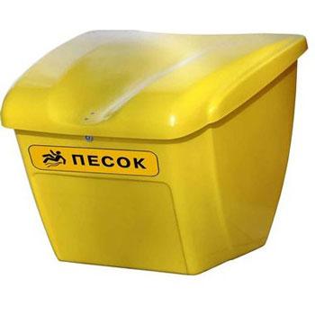 Ящик для песка, соли, реагентов пластиковый 0,25 м3