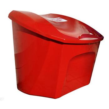 Ящик для песка, соли, реагентов пластиковый 0,5 м3