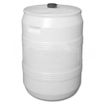 Пластиковая бочка пищевая полиэтиленовая емкостью 50л., БП50пи